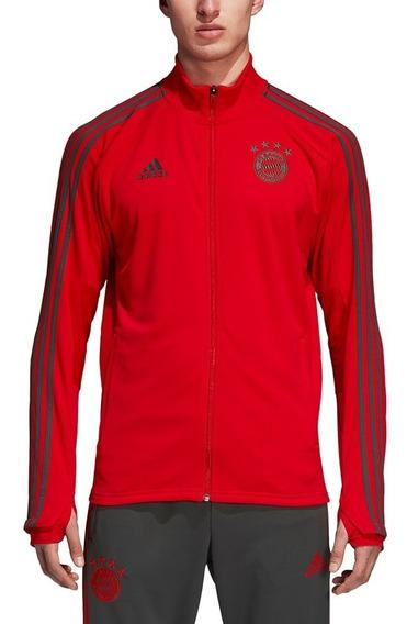 Campera adidas Fc Bayern 2018 Hombre