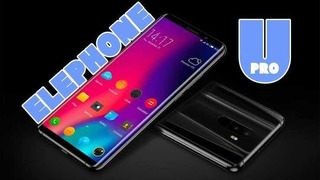 Elephone U Pro Mobile Phone 5.99 Display
