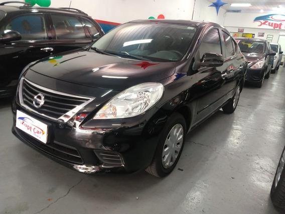 Nissan Versa 1.6 16v Sv 4p