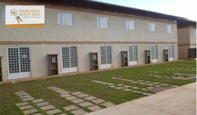 Sobrado Com 2 Dormitórios À Venda, 71 M² Por R$ 210.000 - Vila Nova Bonsucesso - Guarulhos/sp - So0251