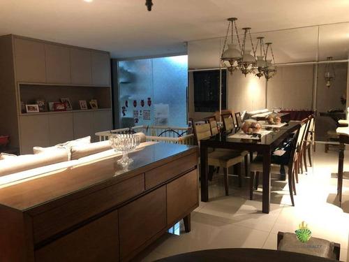 Imagem 1 de 30 de Apartamento À Venda, 90 M² Por R$ 549.000,00 - Candeal - Salvador/ba - Ap1095