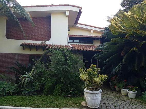 Excelente Casa Na Barra Da Tijuca Em Frente A Praia,ci1755
