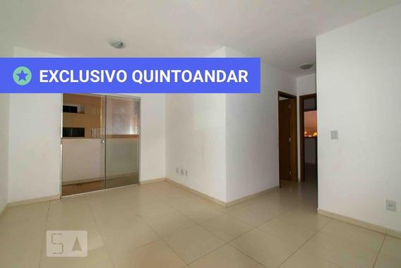 Apartamento No 1º Andar Com 2 Dormitórios E 1 Garagem - Id: 892942906 - 242906