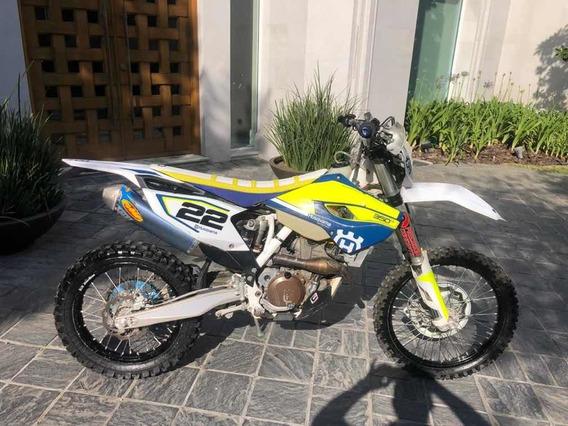 Moto Husqvarna Fe 350