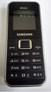 Samsung E-1182 -dual Chip Semi-novo Desbloqueado