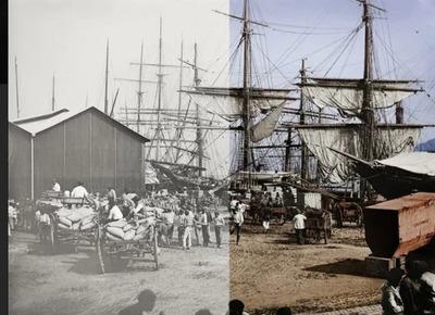 Colorimos Fotos Antigas. Preto E Branco Vira Colorido.