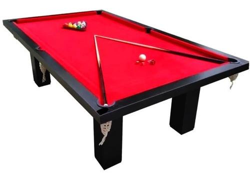 Imagen 1 de 7 de Pool Profesional Premiun + Accesorios + Tapa Ping Pong