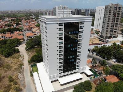 Apartamento Em Guararapes, Fortaleza/ce De 44m² 1 Quartos À Venda Por R$ 317.000,00 - Ap230597