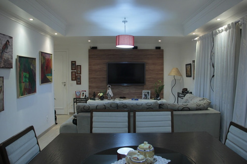 Imagem 1 de 18 de Apartamento Para Venda, 4 Dormitórios, Vila Albertina - São Paulo - 101