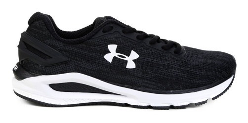 Tênis Under Armour Charged Carbon Black/pitch Gray