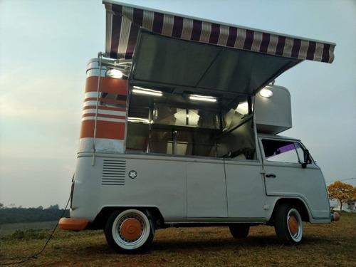 Imagem 1 de 15 de Kombi Food Truck