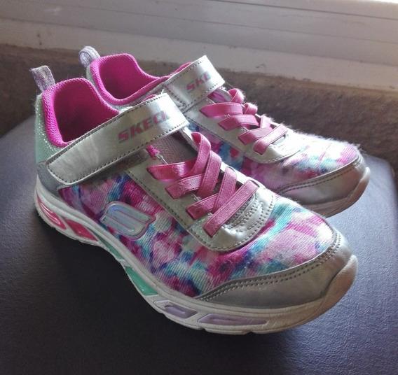 Zapatillas Skechers Con Luces