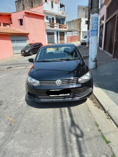 Imagem 1 de 8 de Volkswagen Voyage Voyage City 1.0 Msi