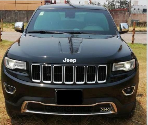 Jeep Grand Cherokee 2014 Blindada Limited Lujo Advanced V8