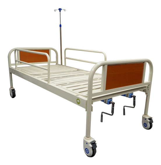 Cama Hospitalaria Todo Incluido - Colchon Gratis