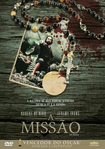 Dvd A Missao Dublado E Legendado Robert De Niro
