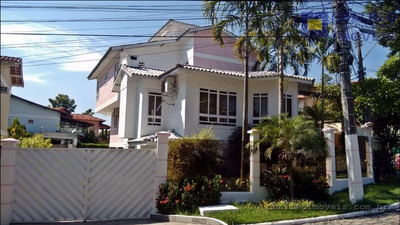 Casa Condomínio À Venda, Pendotiba, Niterói. - Ca0044