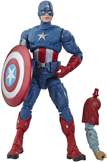 Capitan America Marvel Legends Series Avenger Endgame Hasbro