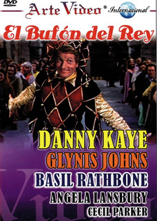 El Bufon Del Rey - Danny Kaye, Glenis Johns, Basil Rathbone