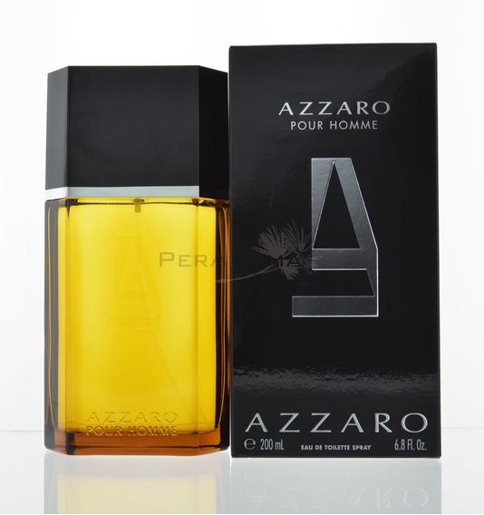 Perfume Azzaro Pour Homme Eau De Toilette Masculino 100ml