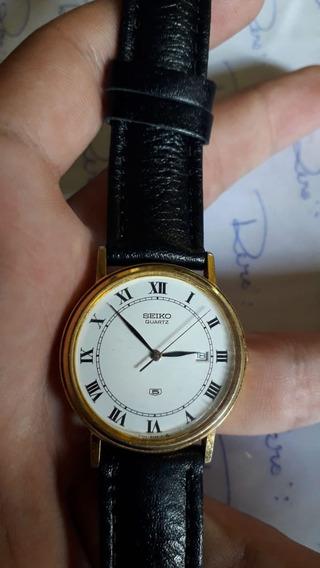 Relógio Seiko - Quartz - Masculino - Antigo - R435