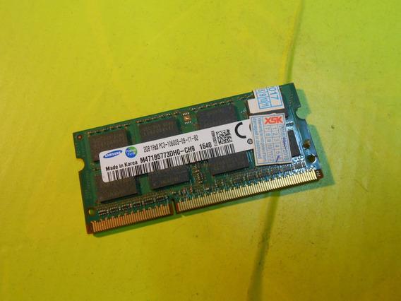 Memoria Samsung 2gb Pc3 10600 Sodimm Notebook