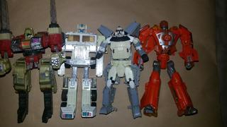 Coleccion Transformers Lote G1, Armada, Starswars, Marvel