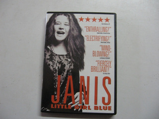 Dvd Janis Little Girl Blue