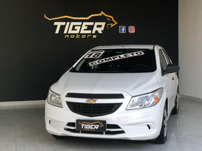 Chevrolet Onix 1.0 Joy Manual 2017/2018 - Sem Detalhe