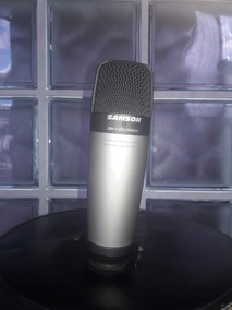 Microfone Condensador De Studio