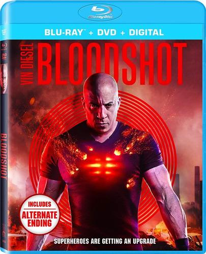 Imagen 1 de 2 de Blu-ray + Dvd Bloodshot