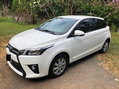 Toyota Yaris 2017 Impecable Poco Kilometraje Camara Retroc