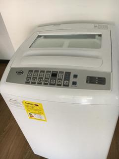 Lavadora Kalley 10 Kg Automática Inteligente Empaque Origina