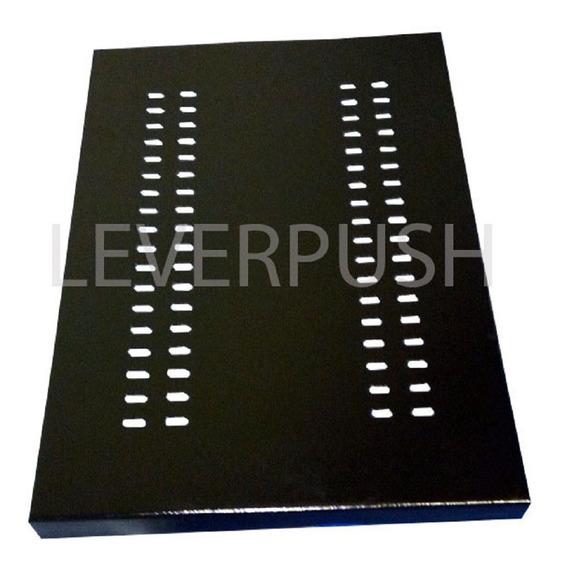 Bandeja Prateleira 1u X 500mm Fixa 4 Pontos Rack Servidor 19