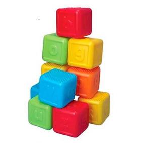 Blocos Aprendendo A Brincar Fun Time Indicado Para +12 Meses