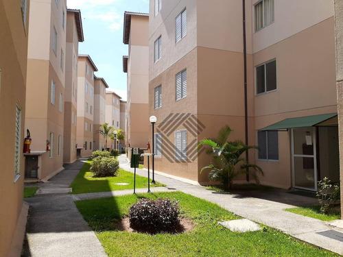 Apartamento Com 2 Dormitórios À Venda, 42 M² Por R$ 125.000,00 - Jardim Tatiana - Votorantim/sp - Ap6305