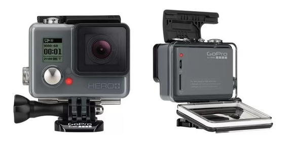 Gopro Hero Plus 8.1mp 1080p Wifi Bluetooth Lacrada