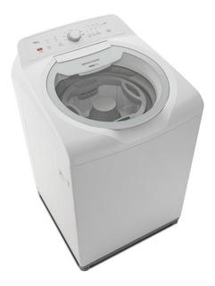 Lavadora de roupas automática Brastemp BWD15A branca 15kg 127V