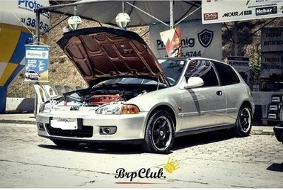 Civic Hatch Aspirado