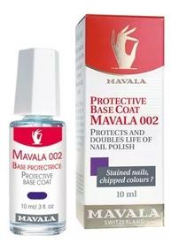 Mavala 002 Base Protetora E Prolongadora De Esmalte 5ml