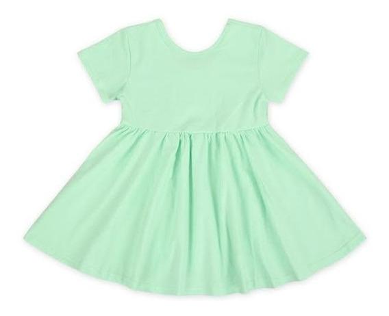 3 Vestido Bebe,blusa Niña, Ropa Bebe 3-12 M De Algodon