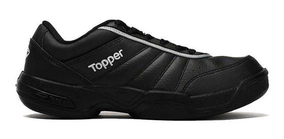 Topper Zapatillas Hombre - Tie Break Iii Negro