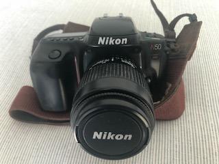 Camera Nikon N50