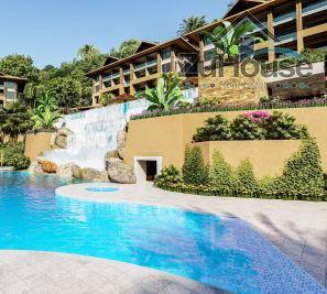 Apartamento Amueblado En Planos En Bahía De Samaná Wpa130 B