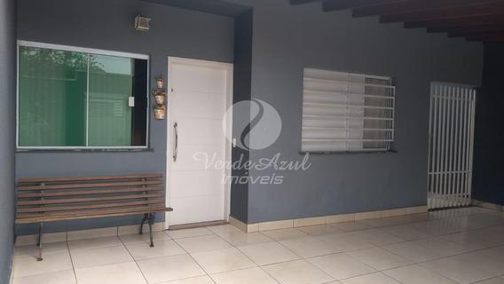 Casa À Venda Em Jardim Residencial Fibra - Ca005026
