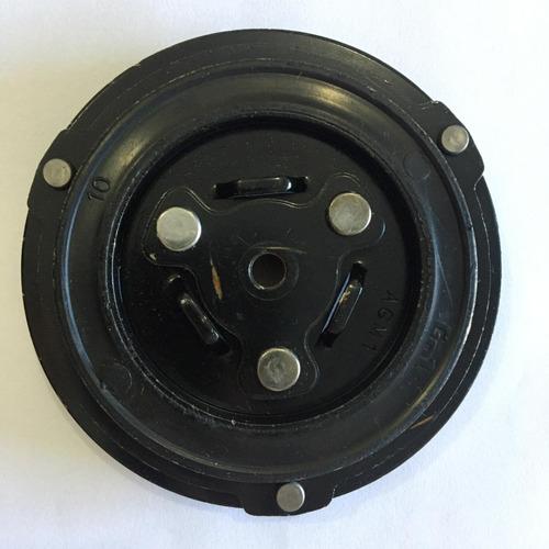 Disco Espelho Platô Compressor Arcond Gol/palio/toro/renegad