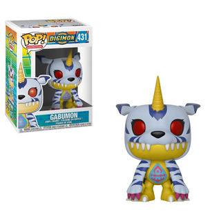Funko Pop! - Digimon - Gabumon (32824) - (431)