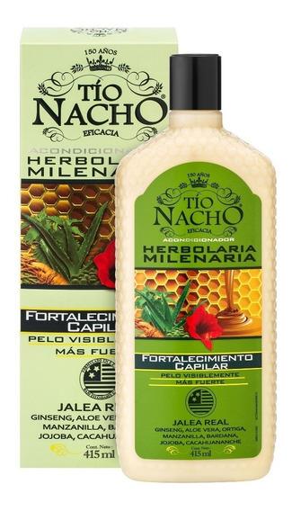 Tío Nacho Acondicionador Fortalecimiento Capilar 415ml