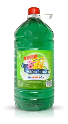 Jabón Para Manos Antibacterial 3800 Ml - mL a $6