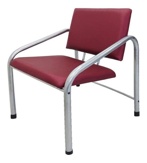 Cadeira De Espera / Cliente Para Salão - Revonar